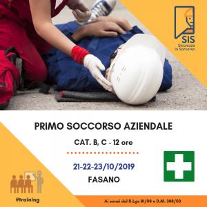 Primo soccorso aziendale  Cat B,C @ Fasano | Puglia | Italia