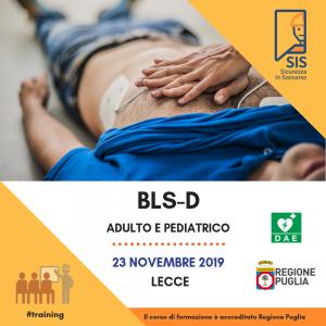 BLS-D ADULTO E PEDIATRICO @ Fasano | Puglia | Italia